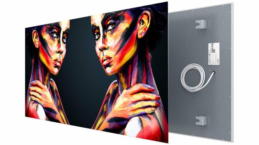 welltherm infrarood paneel print