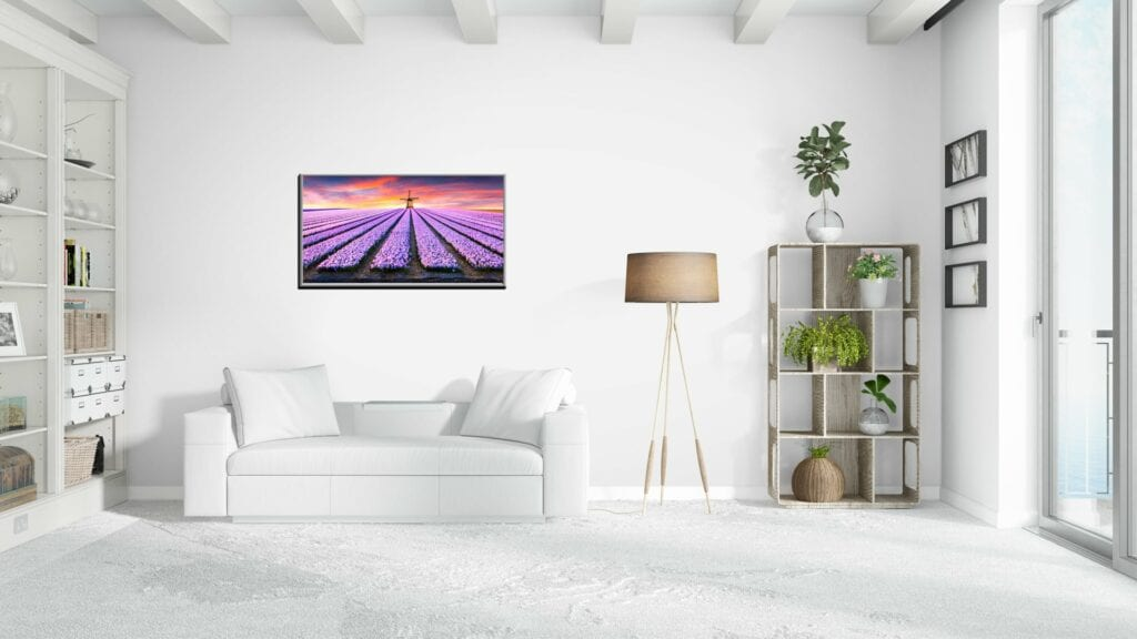 welltherm infrarood paneel print foto contact