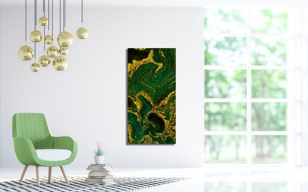print art infrarood panelen