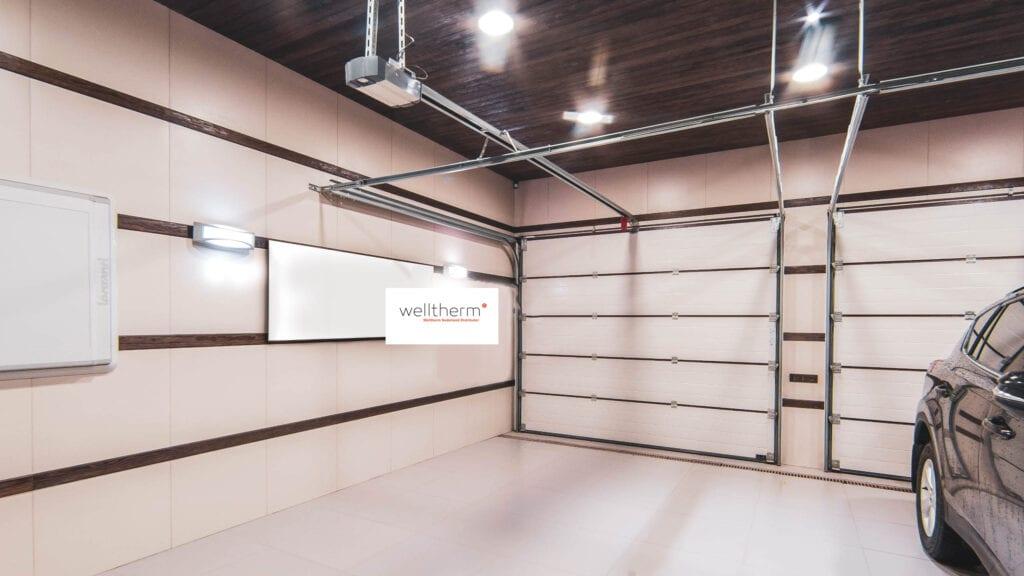 welltherm nederland garage verwarming thermostaten